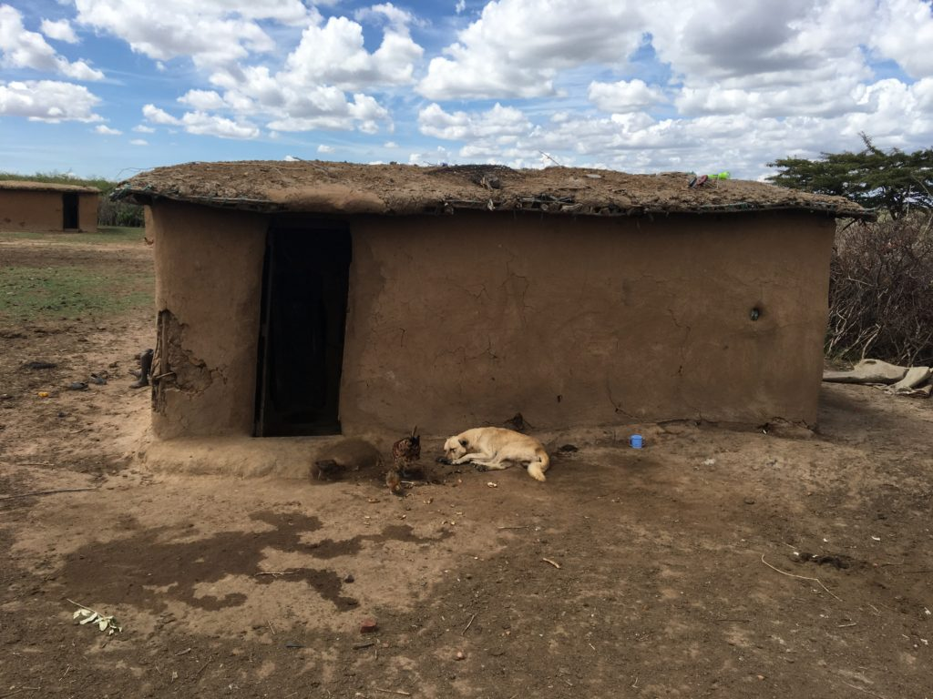 traditional-masai-house