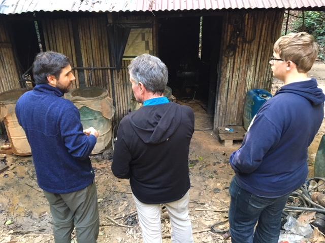 refugio-amazonas-generator-inspection